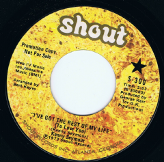 Kenny Seymour Ive Got The Rest Of My Life Shout Demo